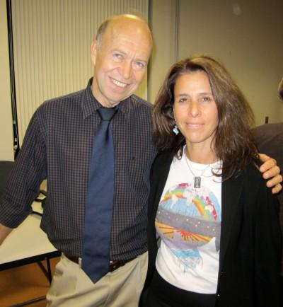 Dr. James Hansen & Climate Mama
