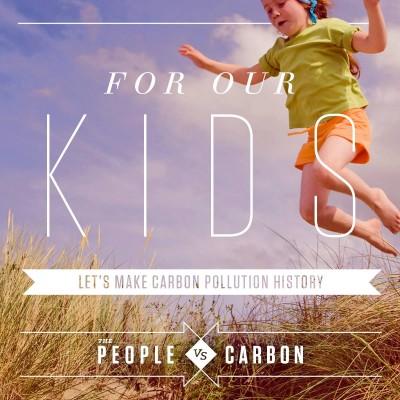 carbon pollution kids