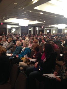 Standing Room only in Eatontown, NJ January 8th, 2015 Port Ambrose Hearing