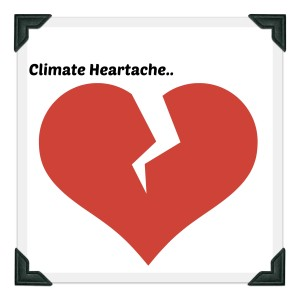 Climate heartach