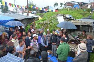 Photo courtesy: Phurpa Lama