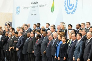 UN Climate Conference Heads of State Paris, 2015 Attribution: UNClimateChange Creative Commons